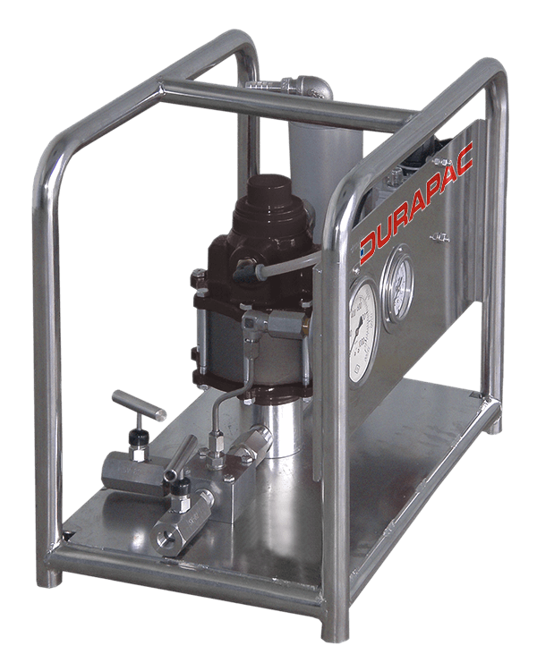 PHS-700 Hydrostatic Power Units – Durapac