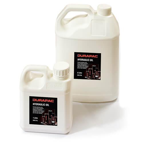 <b>DHO-01L, DHO-05L & DHO-20L </b>Hydraulic Oil